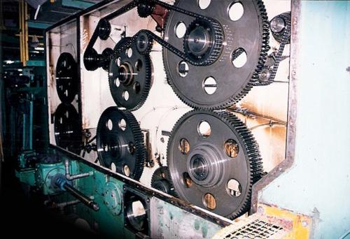 產業用傳動設備