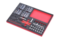 36PC OIL SERVICE TOOL SET