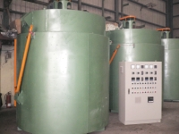 Well-Type Anncaling and Tempering Fuernace