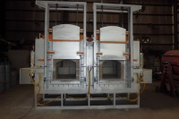 Degreasing furnace / debinding furnace