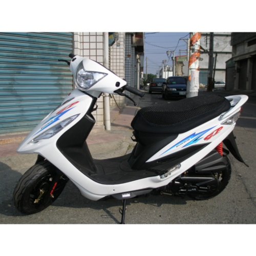 Air-Conditioning Fiber Spring Cushion for Motorcycles