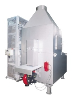 die casting machine cold chamber die casting machine/ /CENTRAL ZINC ALLOY MELTING FURNACES