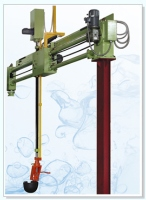 die casting machine/automatic lader  /Automatic Ladles (Beam Type)