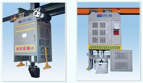 automatic lader/die cast machine/Molten Metal Auto. Charging System