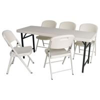 折合式会议桌椅