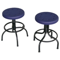 Height-Adjustable Work Stools & Lab Stools