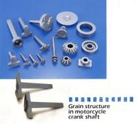 汽機車零配件鍛造/鍛造加工/鍛造品/熱間鍛造