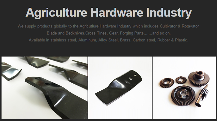 Agriculture Hardware Industry