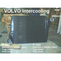 Charge Air Cooler Intercooler