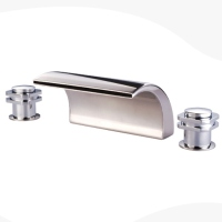 Wavy Waterfall Faucets