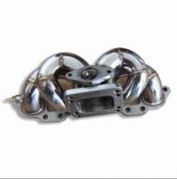 Turbo Manifold, Exhaust System, Intake Manifold, Oil Pan, Intake Pipe
