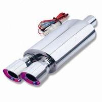 Muffler, Exhaust System, Muffler Tip
