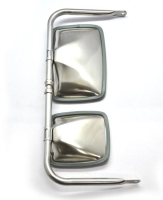 Split Mirror Assemblies