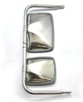 Split Mirror Assemblies