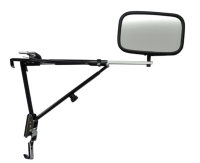 Deluxe Door Mount Mirror