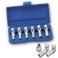 6PCS 3/8 Dr. Glow Plug Socket