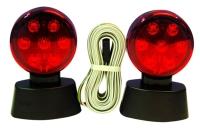 LED Magnetic towing light kit