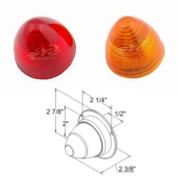 10p LED 2 Beehive Sealed Clearance and Side Marker Light