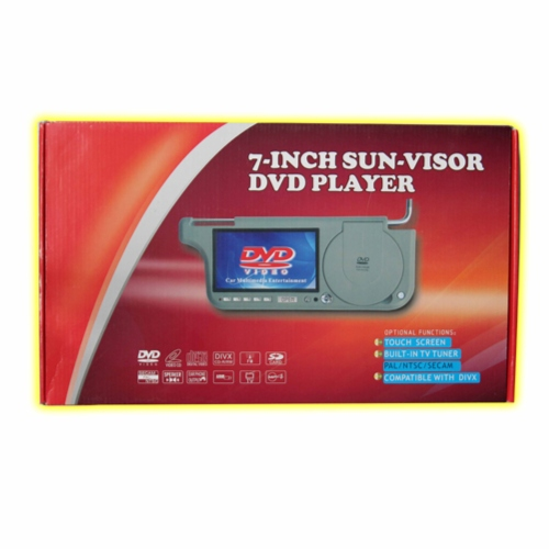 Car DVD Box
