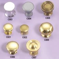 銅珠把手 (車床製) 材質 (銅.鐵.鋁)