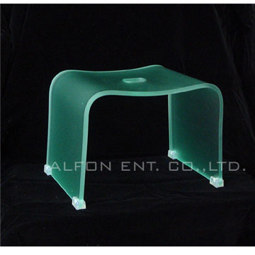 Acrylic Bathroom chair