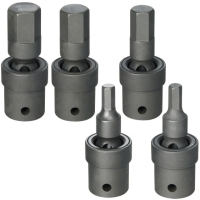 Universal Hex Socket For Pneumatic Tools (Iron Ring)