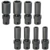 Long Universal Sockets For Pneumatic Tools