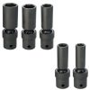Long Universal Sockets For Pneumatic Tools