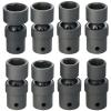 Short Universal Socket For Pneumatic Tool
