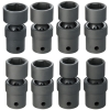 Short Universal Socket For Pneumatic Tool