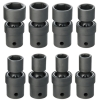Short Universal Sockets For Pneumatic Tools