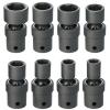 Short Universal Sockets For Pneumatic Tools