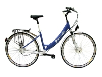 700C Shaft Drive Trekking Bike