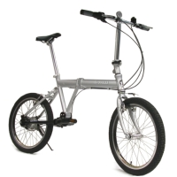 20 Shaft Drive Folding Bike