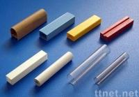 四方型和圆管类押条(异型押出)