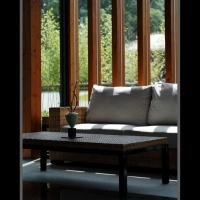 Living Room Furniture (Woven-Rattan & Solid Wood)