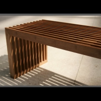Bamboo Strip Furniture