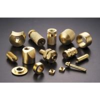 铜车床加工产品