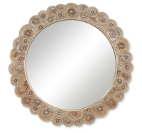 Cens.com Royal Mirror - Round BIG FAME LIGHTING