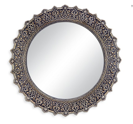 Gold Mirror - 5
