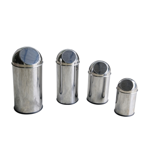PUSH垃圾桶