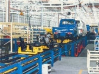 Material Handling Equipment of Car Manufacturing System