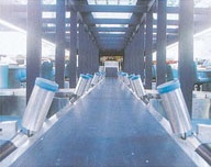 Belt Conveyorse for Airport Baggage Handlings System
