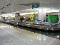 機場到達行李領取輸送線