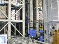 Warehouse in-coming Conveyor Line
