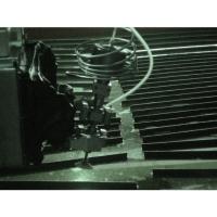 加砂水刀切割系統: 動態五軸切割