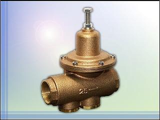 膜片式压力调节器(减压阀、阀门)
