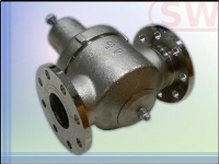 Flange Pressure Regulator, Pressure Reducing Valve, Valve, Heavy Pattern 10K