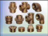 PLUMBLING, PIPE FITTINGS, BRONZE FITTINGS, BRASS FITTINGS, FITTINGS