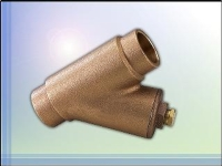 Cens.com Bronze Y Strainer Valve, Y-Strainer, Solder Connection, Valve ALLBIZ ENTERPRISE CO., LTD.